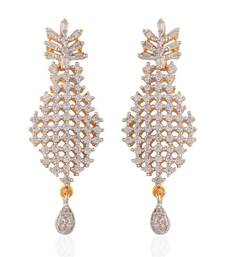 Buy Heena Contemporary Collection Earrings @ HJER24 jhumka online