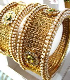 Buy Designer Jewellery  Kada Bracelet bangles-and-bracelet online