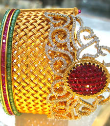 Buy Designer Royal Bracelet Kada bangles-and-bracelet online
