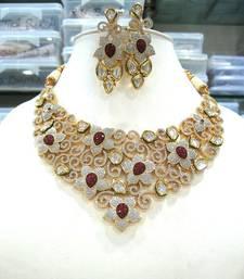 Buy Designer Jewellery  Collection necklace-set online