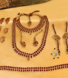 Buy Designer Necklace set necklace-set online