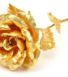 Buy 24KT Gold Foil Rose  wedding-gift online
