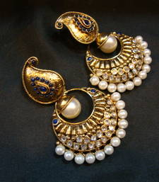 Buy Design no. 6B.2202....Rs. 950 danglers-drop online