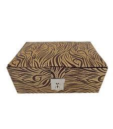 Buy Tiger Tropez  Jewellery Box Golden jewellery-box online