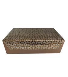 Buy Designer Two 2   Rolls Bangles Box Copper jewellery-box online