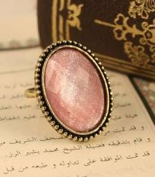 Buy Royal Pink Vintage Ring Ring online