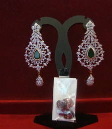 Buy Design no. 3B.2168....Rs. 3500 Earring online